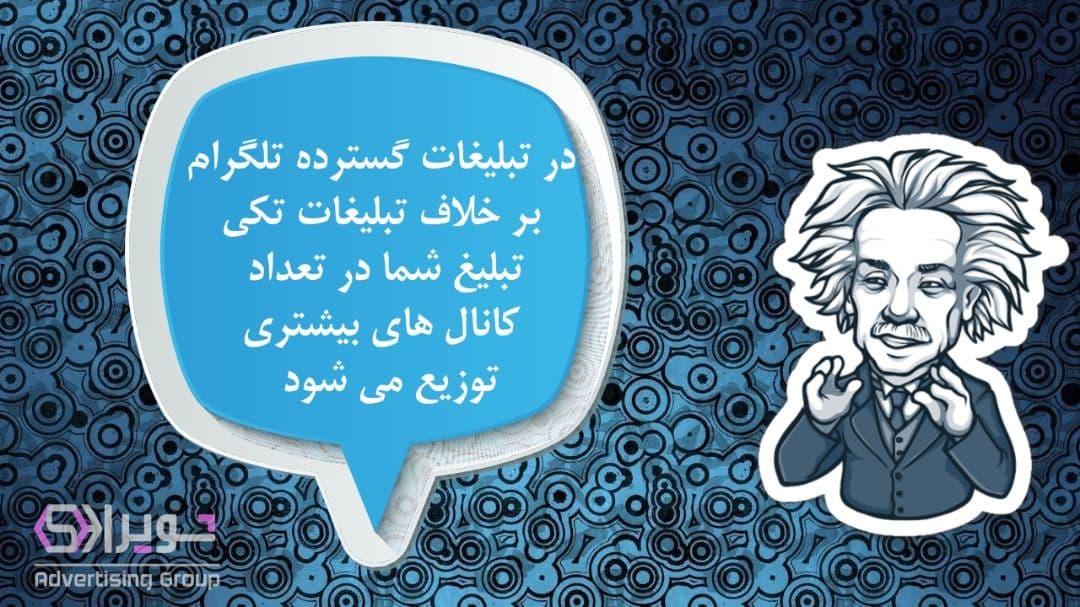 تبلیغات تلگرامی